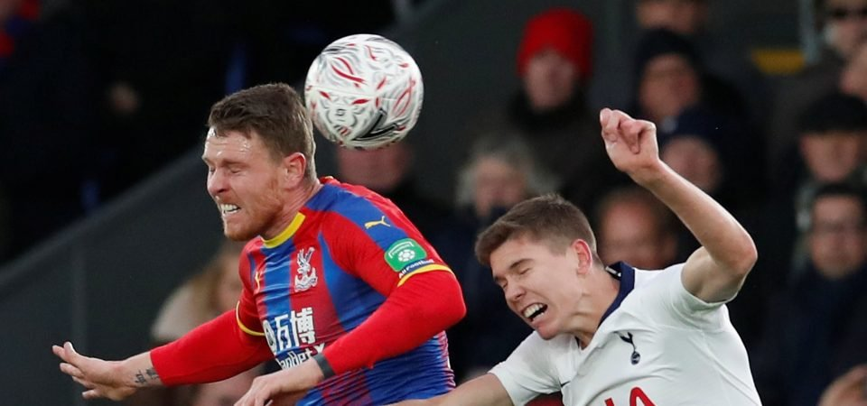 Crystal Palace fans react as Connor Wickham suffers yet another injury