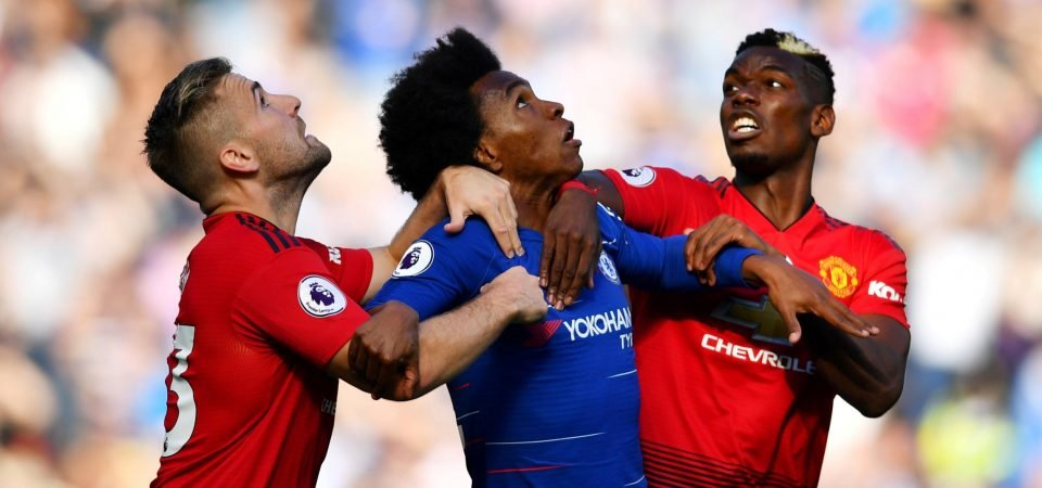 Lost and Won: Chelsea vs Manchester United