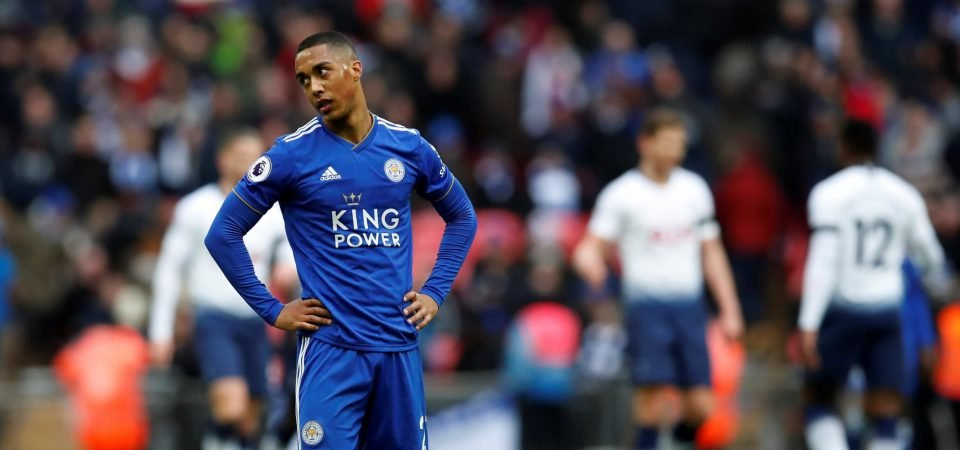 Tottenham fans are gutted that they didn't sign Youri Tielemans