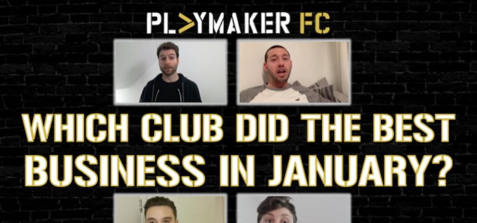 Watch: Which club did the best business in January?