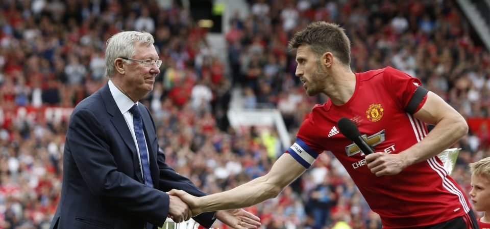 Man Utd's 2006 swoop for Michael Carrick still paying off