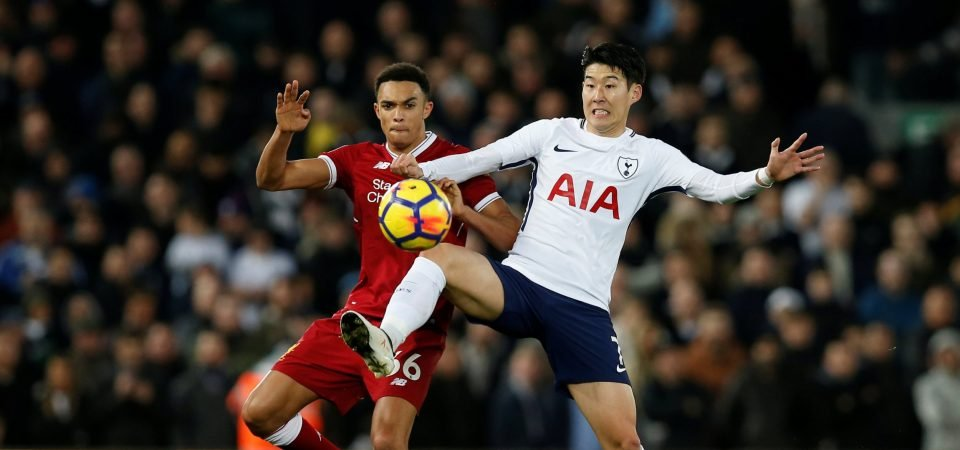 Match Preview: Liverpool vs Tottenham Hotspur