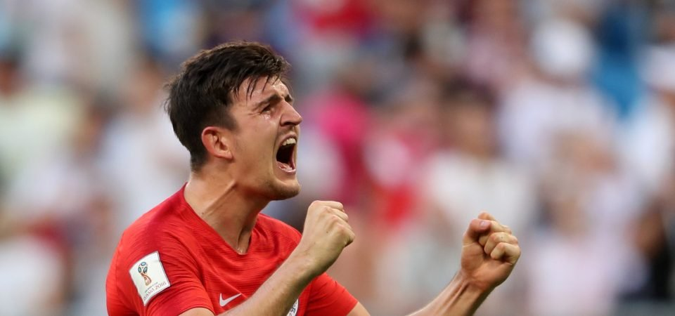 England's fate rests in Harry Maguire's hands with Patrik Schick in town