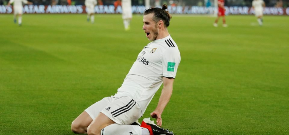 Spurs launched ambitious Bale loan move