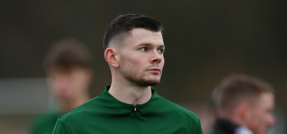 Oliver Burke can offer something completely different to Oliver McBurnie for Scotland