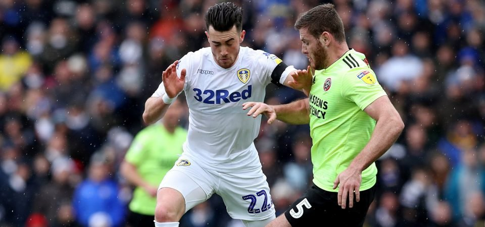 Leeds fans expecting big things from Jack Harrison after impressive showing