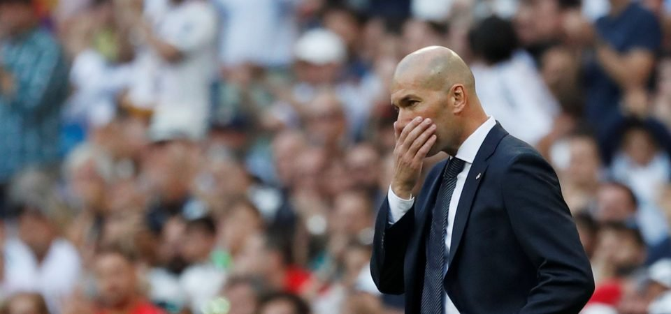 Real Madrid are lacking any sort of plan B in the squad