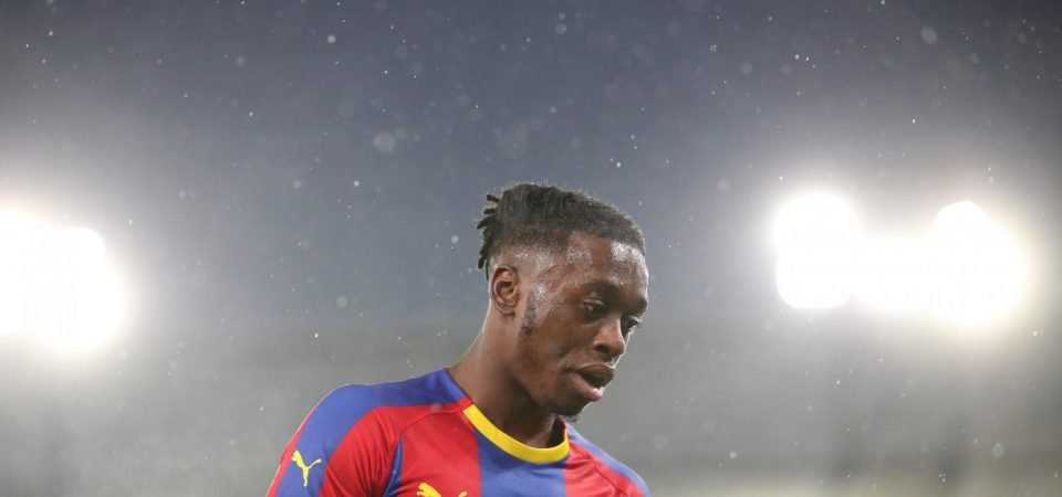 Crystal Palace fans fume at Wan-Bissaka's omission from England setup