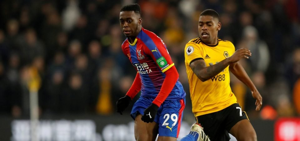 Alan Shearer believes Aaron Wan-Bissaka should be named Young Player of the Year