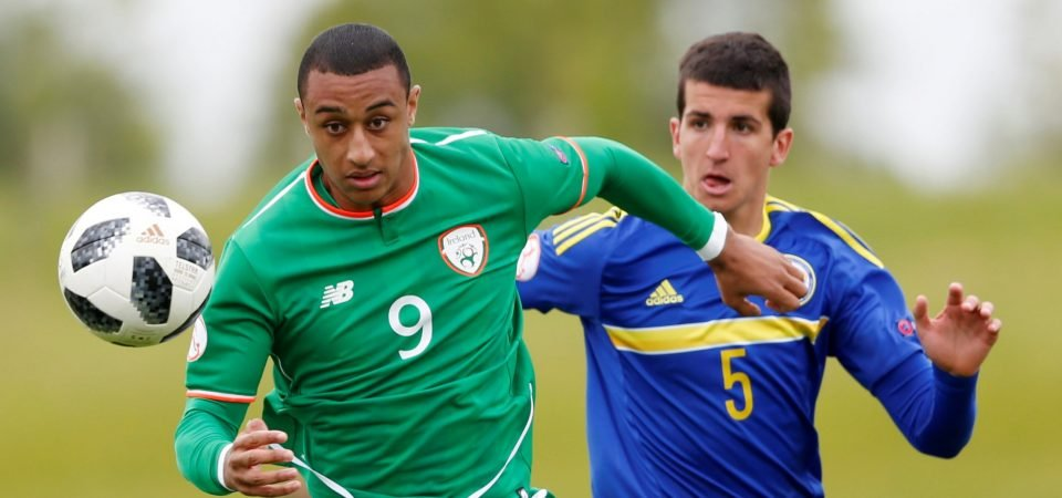 Norwich teenager Adam Idah destined for much bigger things