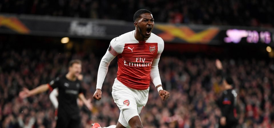 Arsenal's Ainsley Maitland-Niles stands out on opening day win