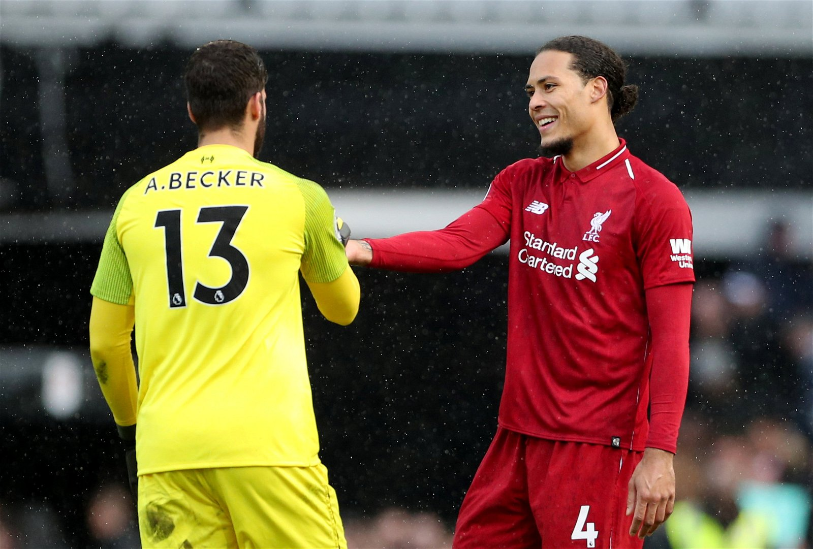 "Alisson and Van Dijk - ""I would be amazed"" - Exclusive: Pundit tips Klopp to make January signing, hints plans in place"