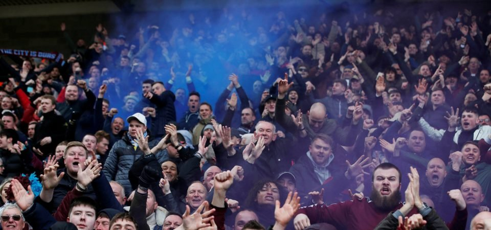 Aston Villa fans delighted with Mings display