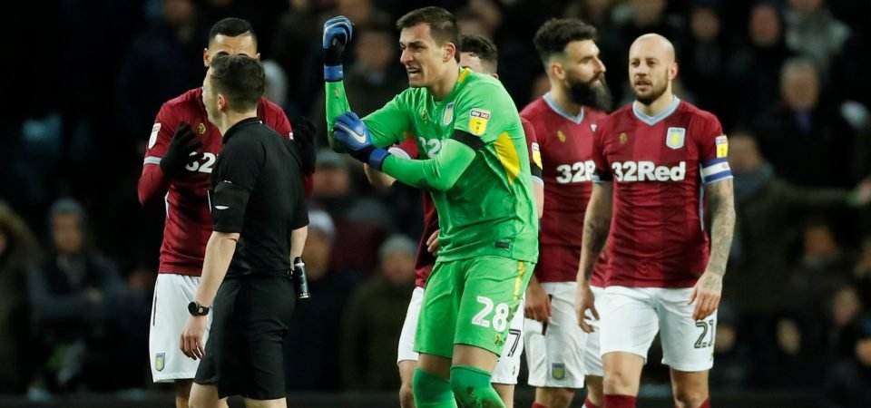 Aston Villa must be ruthless with Lovre Kalinic, Sawiris must be fuming