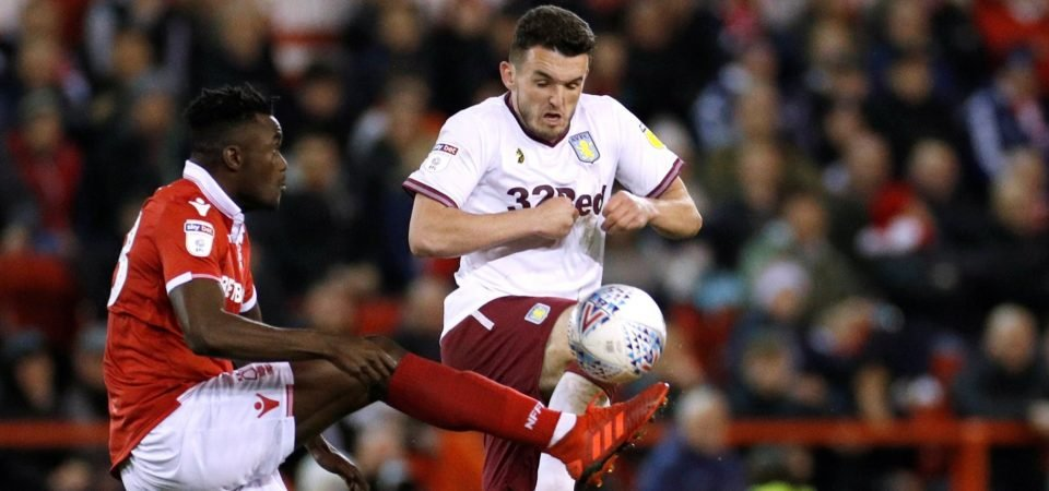 McGinn proves he will be a Premier League player next season with or without Villa