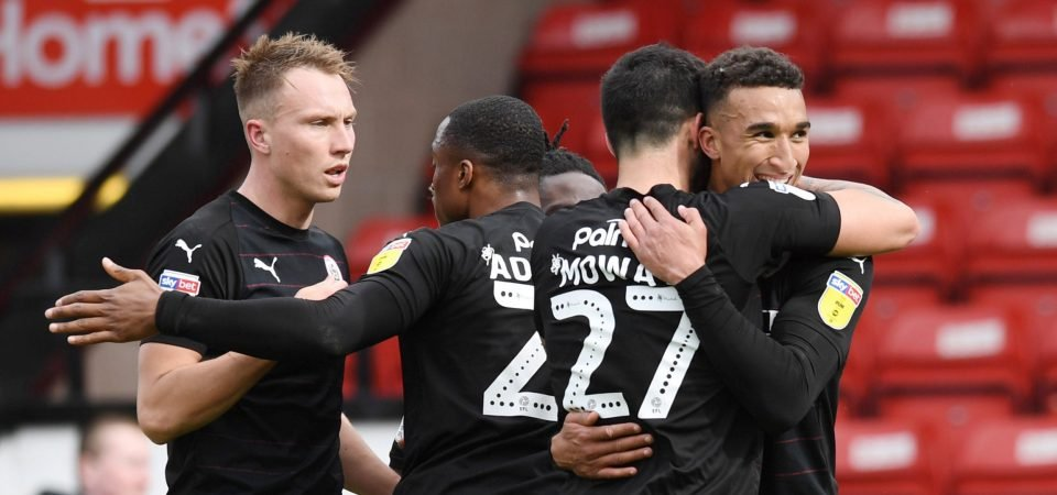 Barnsley fans buzzing as five players are included in Team of the Year
