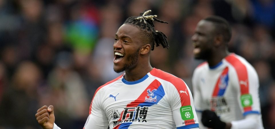 Batshuayi spending his holiday hard at work for the upcoming Premier League season