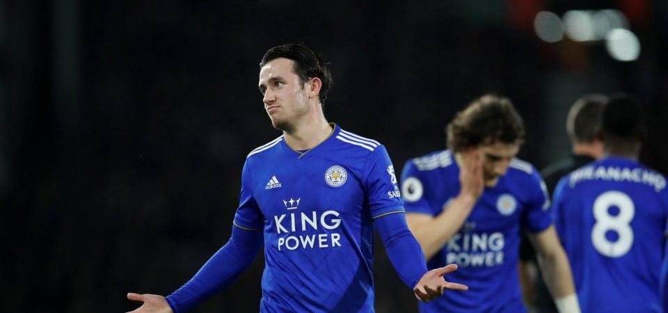 The next step for Leicester City if they keep hold of Ben Chilwell