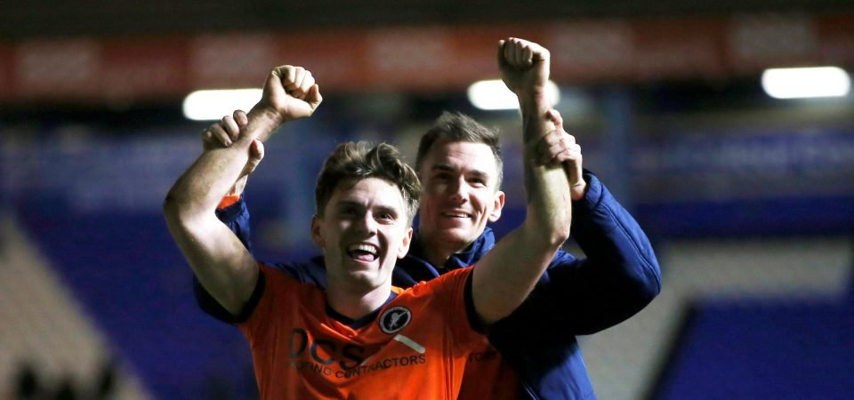 Exclusive: David Norris would love Portsmouth to re-sign Ben Thompson