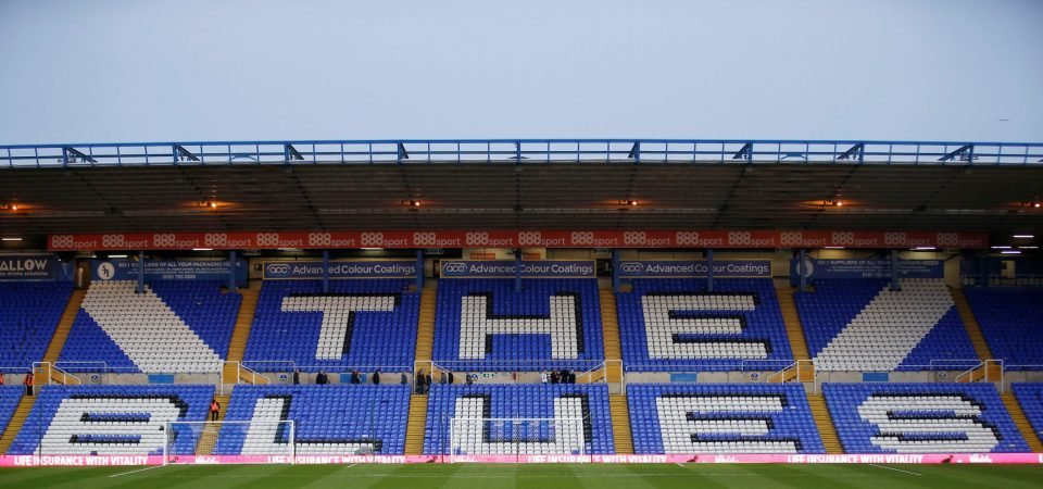 Top class: Birmingham fans delighted with club for community outreach