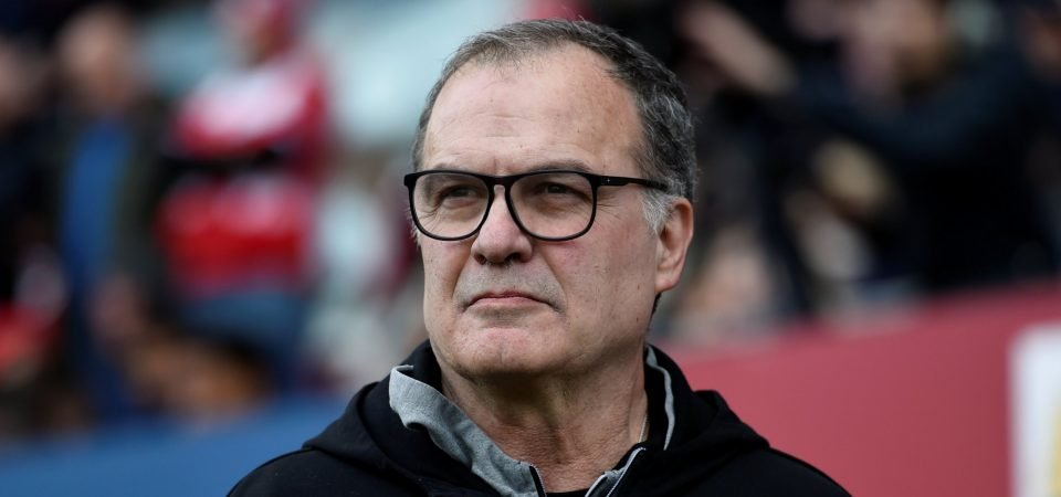 Buzzing: Leeds fans are over the moon with Bielsa breakthrough