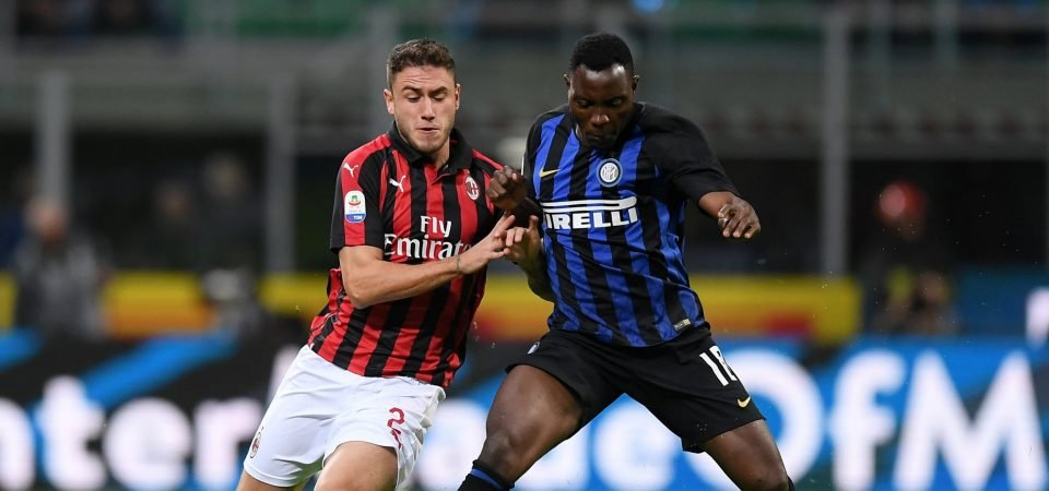 Finally! Everton looking to solve right-back issue with move for AC Milan's Calabria