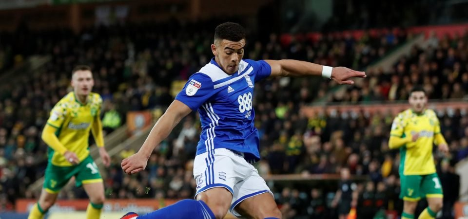 Birmingham's plans to replace Che Adams laid out by Brian Dick