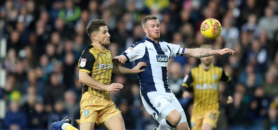 Performance in Numbers: Chris Brunt looks a man reborn under James Shan