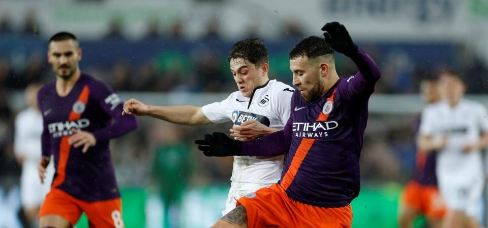 Manchester City-bound? What the experts have said about Swansea roadrunner Dan James