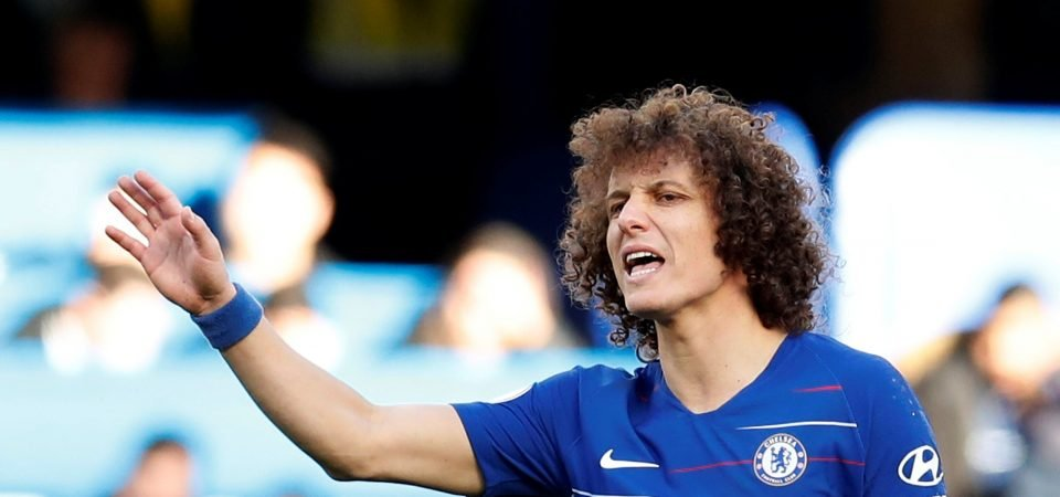David Luiz speaks out on his Chelsea future