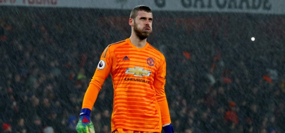 Manchester United's decision to hand David de Gea a new deal applauded by pundit