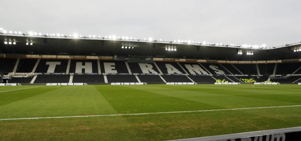 Rip-off: Fans react to news that Derby could go on sale for £1