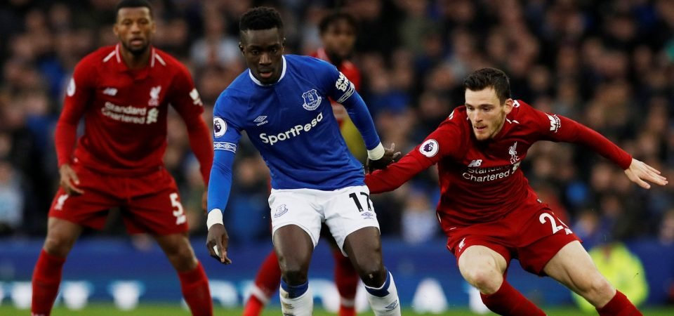Everton receive bid for Idrissa Gueye from PSG once again, fans react