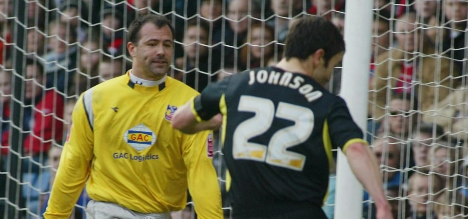 Crystal Palace fans have fond memories of Gabor Kiraly