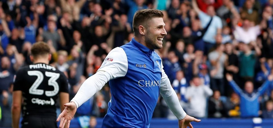 Sheffield Wednesday fans speculate Gary Hooper about to make first team comeback