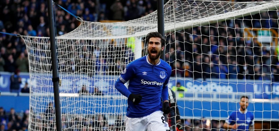 Everton should splash out on Andre Gomes amid uncertainty in the central midfield areas