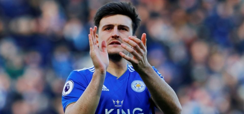 Man United move is a 'sideways step' for Harry Maguire, says Adrian Durham