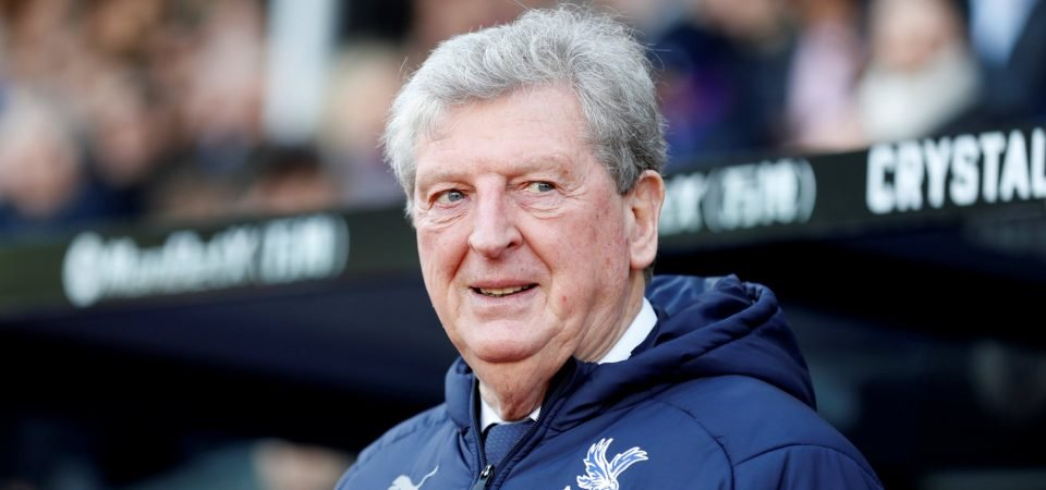 Genius! Crystal Palace fans love Hodgson's defensive switch