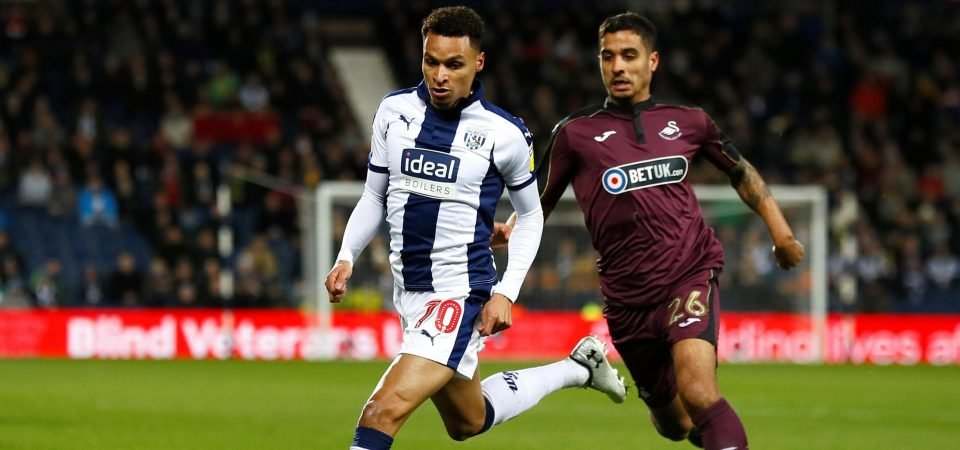 Jacob Murphy needs to buck up his ideas for new West Brom boss after latest display