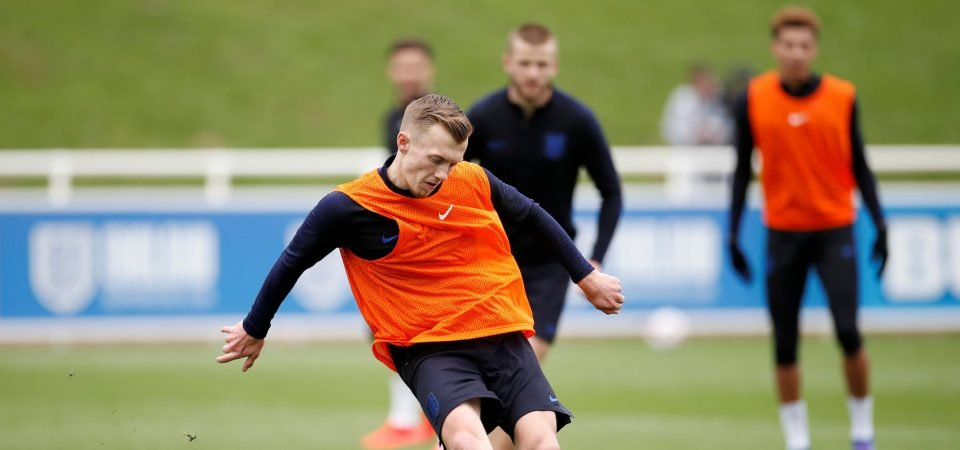 James Ward-Prowse pinpoints one big reason for his recent improvement