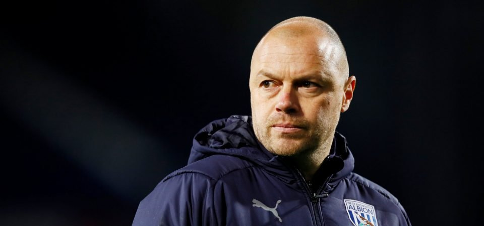 West Brom need to plan for the future and appoint James Shan next season
