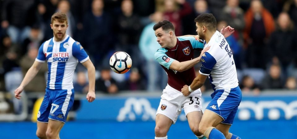 West Ham should give Josh Cullen a chance amid midfield woes
