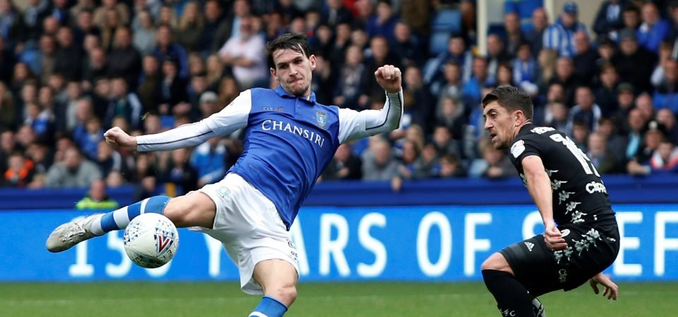 Back in training: Sheffield Wednesday fans excited by Kieran Lee return