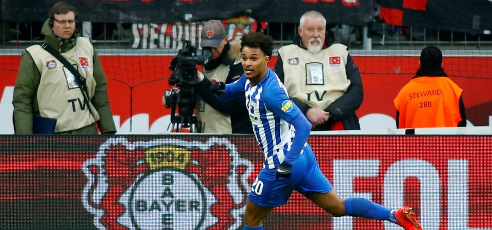 Pereira set for new role? Leicester keeping tabs on Hertha's Lazaro