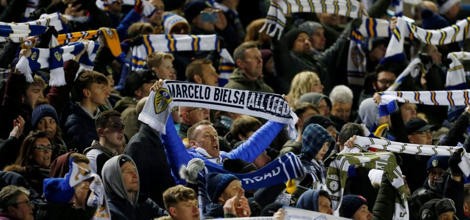 Given up: Leeds fans offer their views on Izzy Brown ahead of trip to Birmingham