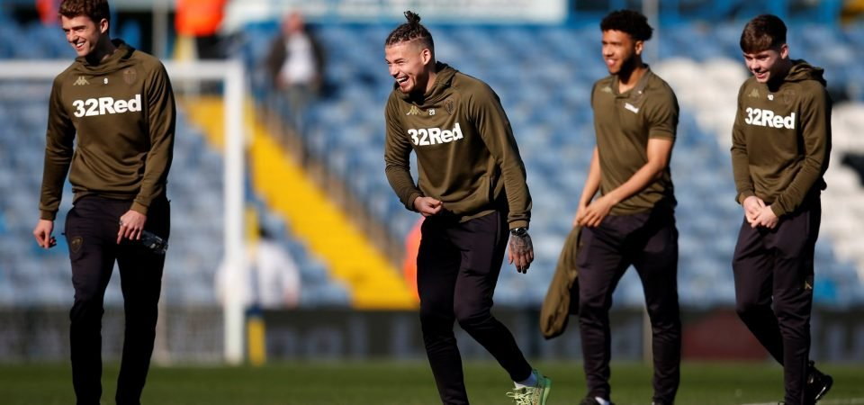 Leeds plan contract talks with Kalvin Phillips, would be most important of summer