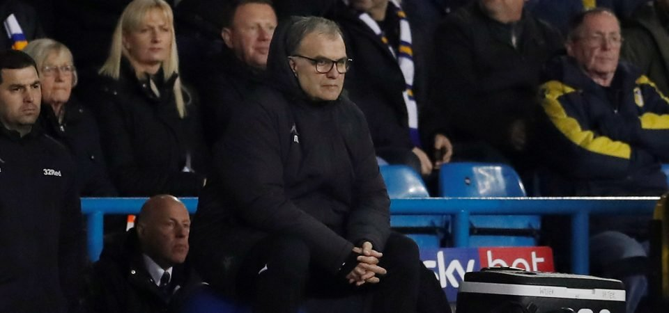 Mujica could be thrown in at the deep end at Leeds