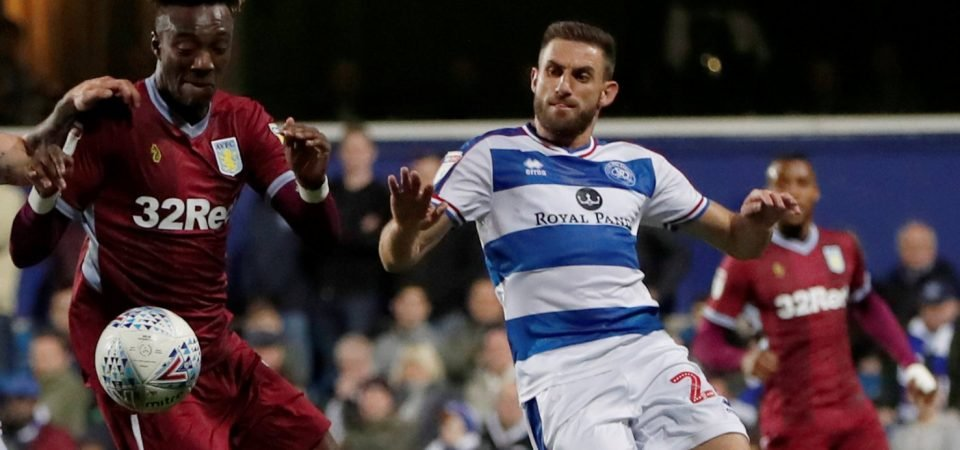 Angel Rangel says his QPR future is out of his hands