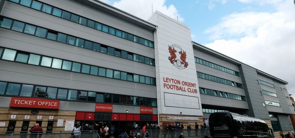 Leyton Orient fans delighted with defender's England call-up