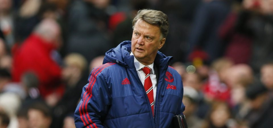 Van Gaal issues statement Spurs fans will be delighted with